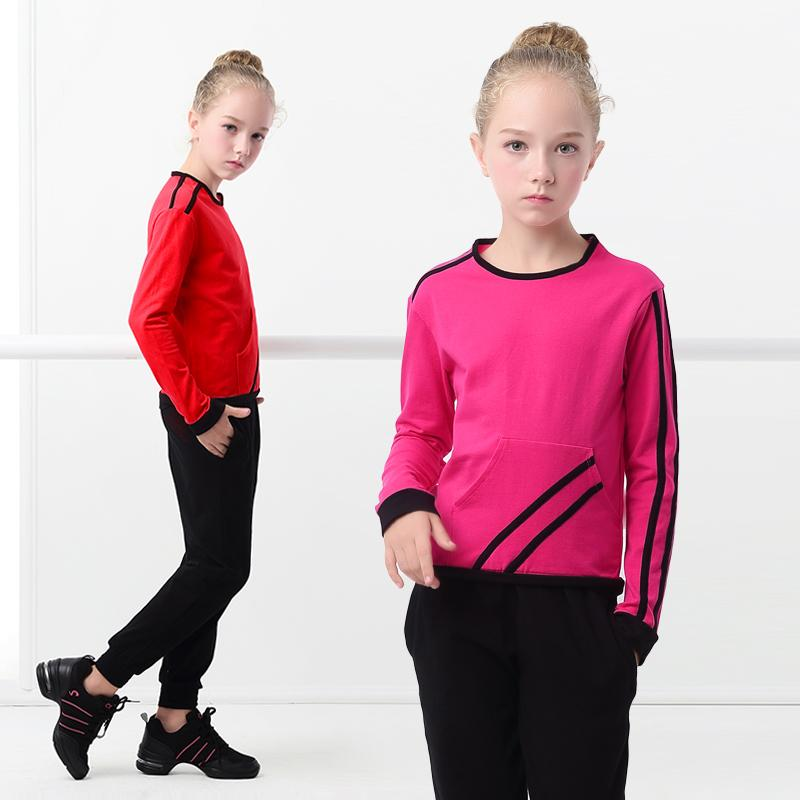 9f4514840 2019 Sport Suit Girl Children Outfit Fashion Suits Teenage Girls Tracksuit Kids  Sports Suits Set Clothing With Pockets From Pearguo, $30.15 | DHgate.Com