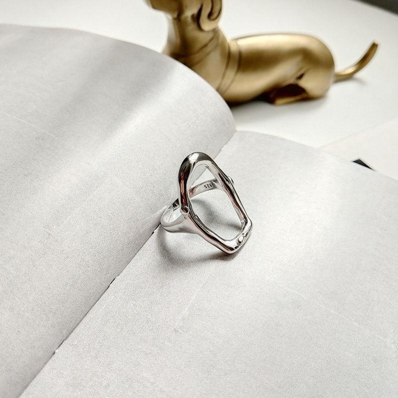 20PCS Solid Sterling Silver 9 mm Lumière Perles Barre Droite Tige de nez stud Wholesale