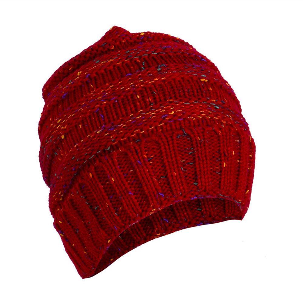 b4bf32bfa3ef3 Winter Brand Female Ball Cap Pom Poms Winter Hat For Women Girl  S Hat  Knitted Beanies Cap Thick Women S Skullies Beanies Skull Cap Beanie Boo  From ...
