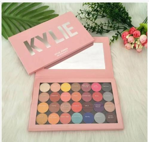 New Cosmetics Makeup Magnetic 28 colors Eyeshadow Palette Pressed Powder for Eye High Quality Eye Shadows