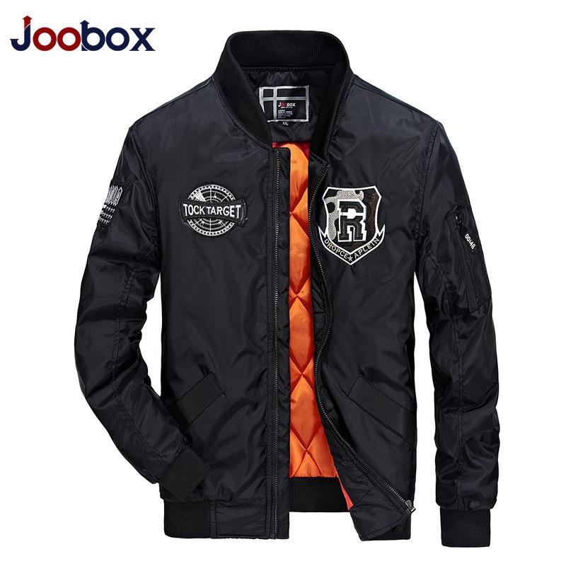 JOOBOX Flight Clothes Leisure Time Men's Air Number One Male Style Loose C18