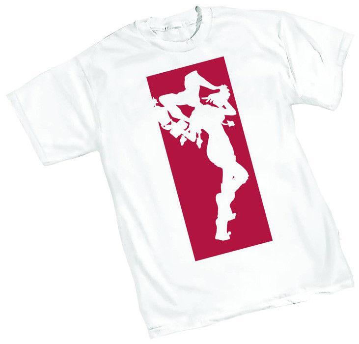 Harley Quinn Silhouette Mens T Shirt DC Comics Jersey Print T Shirt Brand  Shirts Jeans Print Classic Quality High T Shirt Create T Shirt Movie T  Shirts From ... 8965af764c