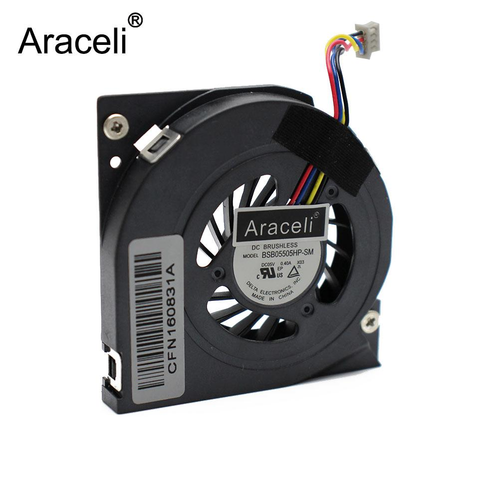 New original cpu cooling fan FOR GIGABYTE BRIX PC MINI Computer CPU fan Cooler for Intel NUC NUC5CPYH ASUS VivoMini