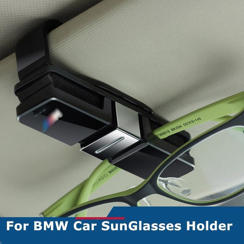 a57e64e65c68 2019 Car SunGlasses Holder M Emblem Stickers For BMW E46 E39 E90 E36 F30  F10 X5 E35 E34 E30 F20 E92 E60 E61 F11 F34 Z4 X1 X3 X5 X6 M5 From ...