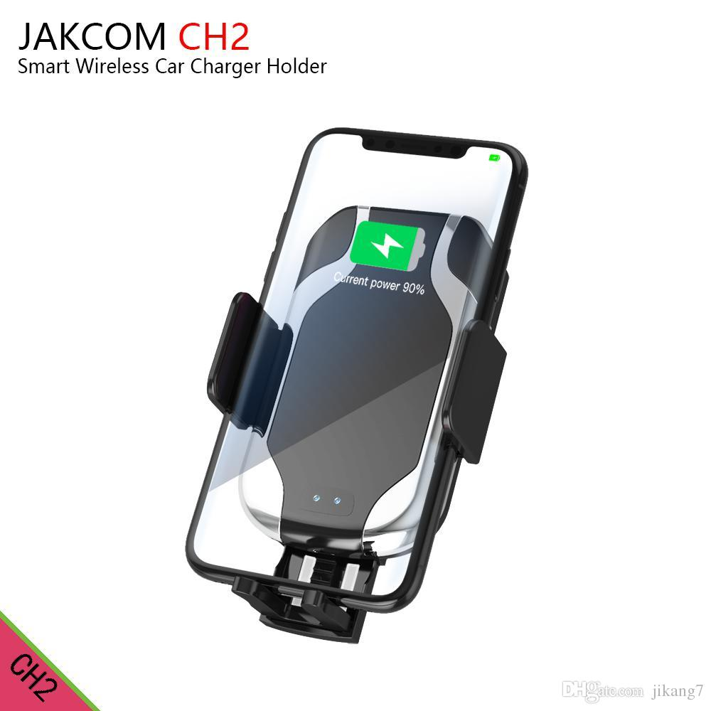 JAKCOM CH2 Smart Wireless Car Charger Mount Holder Hot Sale in Cell Phone  Mounts Holders as dz09 vcds latest 5g mobile phone