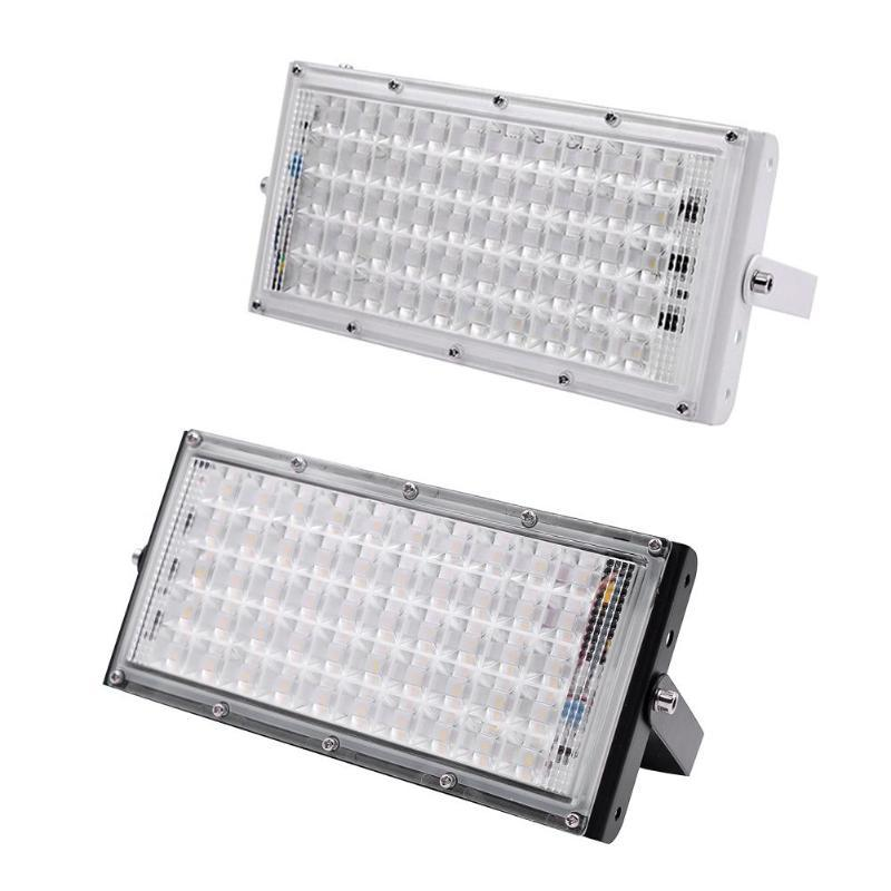 Light Led Flood 50 Projecteur Guirlandes Éclairage Lampe 50w qL354RAj