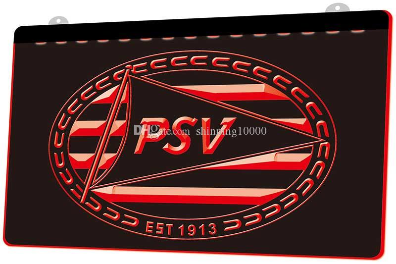 a90c11155ca 2019 LS1586 R PSV Eindhoven Sport Vereniging Eredivisie Football 3D LED  Neon Light Sign Customize On Demand To Choose.Jpg From Shinning10000,  $10.99 ...
