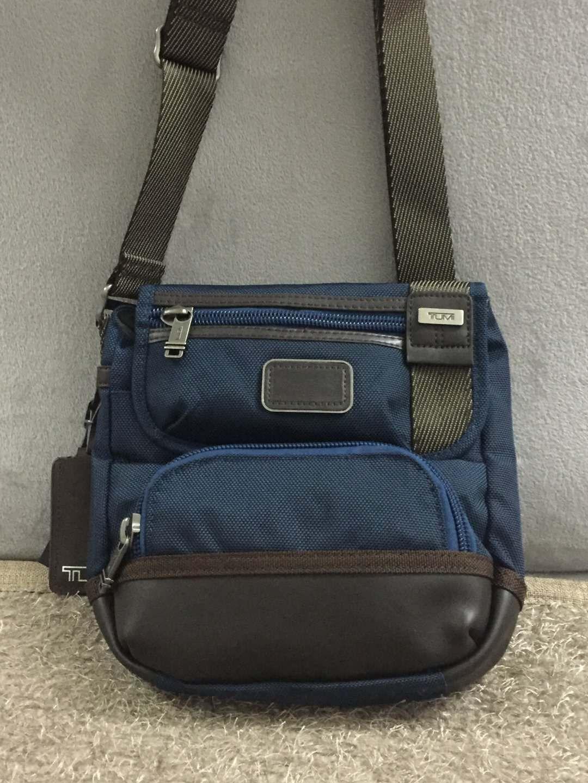 d2768ade4b 222306 new ballistic nylon business youth men's handbag casual wear one  shoulder slung canvas bag tumi ZDL 1989.