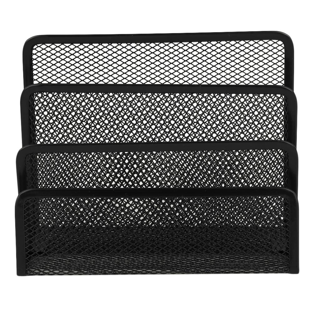 Super Mail Document File Tray Desk Office File Organizer Practical Mesh Metal Letter Sorter Storage Holder Black Wang01 Download Free Architecture Designs Intelgarnamadebymaigaardcom