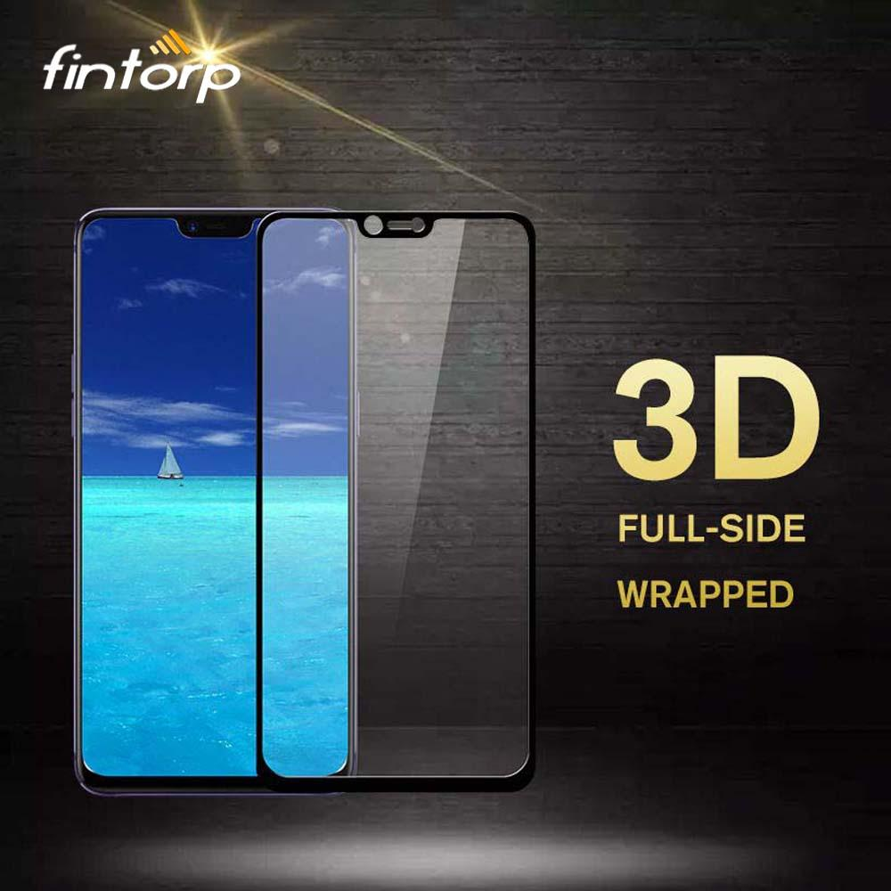 Fintorp Tempered Glass For OPPO A83 A59 A3 F3 F5 F7 A5 3D 9H Screen  Protector for OPPO R15 R9S R9 R11 R11S Plus Protective film