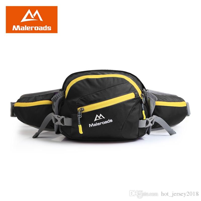 2019 Maleroads Travel Fanny Pack Large Capacity Waist Pack Multiple Pocket  Outdoor Camping Hiking Cycling Waist Bag For Men Women  234881 From ... ab199ac147ed4