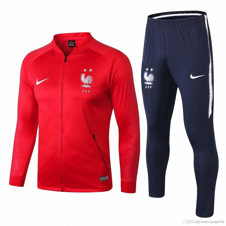 4347dc494 Barcelona Jacket O.DEMBELE 18 19 Sportswear Suit Coutinho Training ...