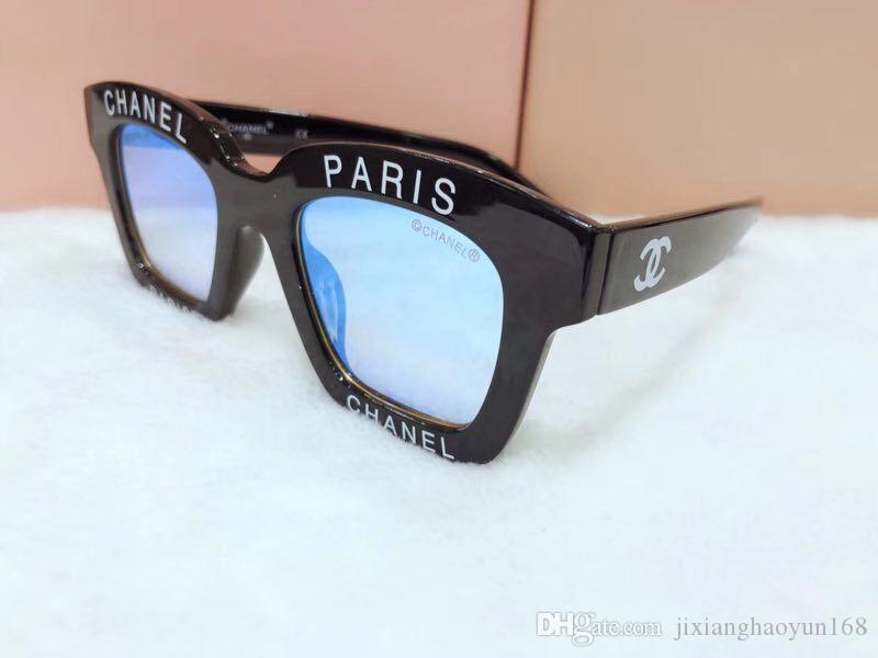 075df86b83db 2019 Wayfarer Ladies Brand Square Gradient Sunglasses Full Frame ...
