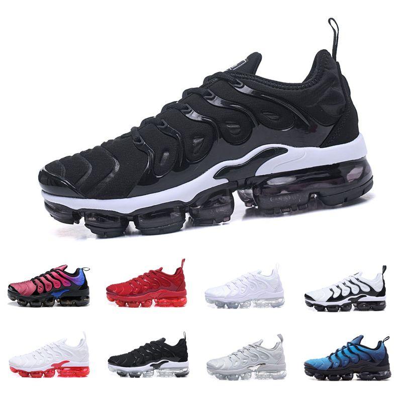 half off 958ab efd29 Großhandel TN Plus In Metallic Olive Damen Herren Herren Laufende Laufende  Schuhe Designer Luxury Shoes Online Sneakers Brand Trainers Von ...
