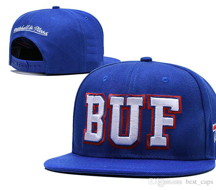 011f1d2f003 Wholesale Buffalo Snapback Football Hats Baseball Snapbacks Men ...