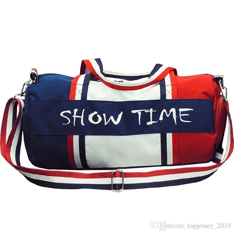 2019 Training Gym Bag Men Travel Sports Bags For Fitness Shoulder Bag Shoes  Storage Women Sac De Sport Homme Yoga Training Handbag  200814 From ... 352958050f80b
