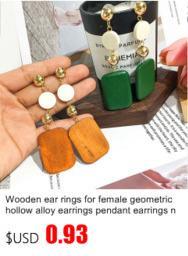 $ 10 ordine della miscela New Fashion grande occhio scintillante orecchini di perline pieno di strass gufo 17g