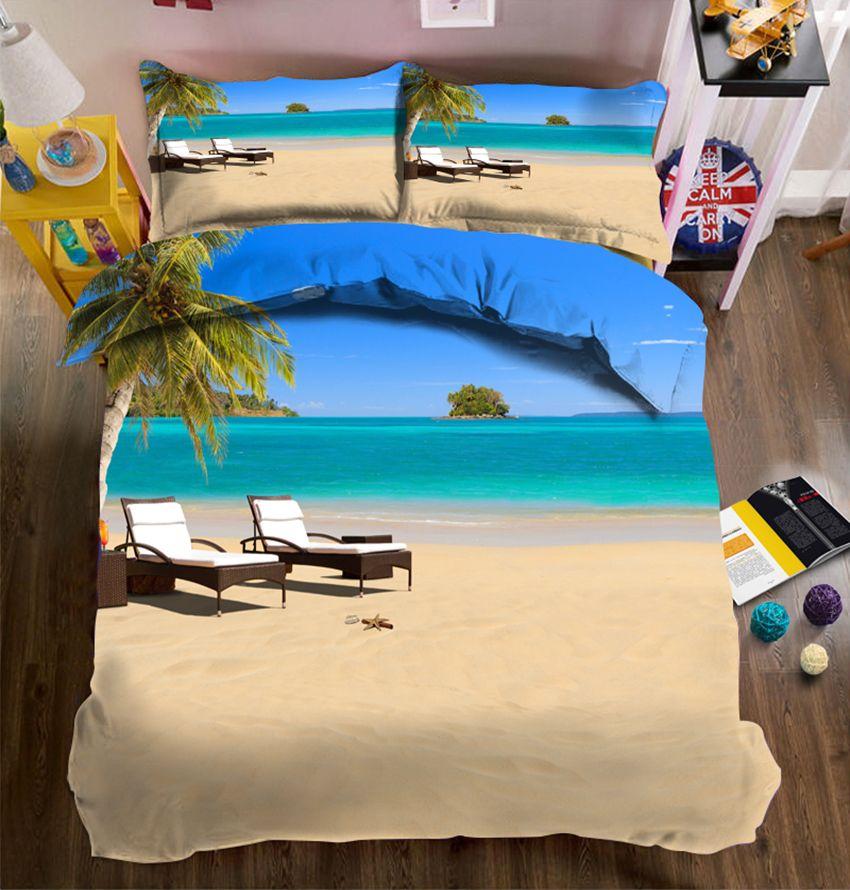 Custom Size 3D Bedding Set Twin Full Queen Bed Sheet Duvet Cover Pillowcase Bed  Cover California King Seaside Desert Decorate Buy Bedding Online King Size  ...