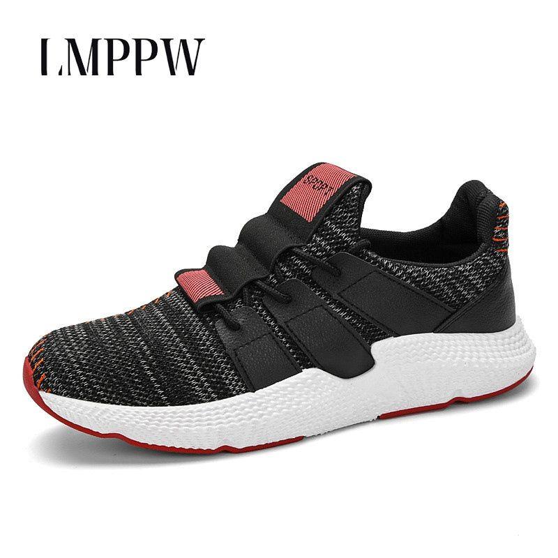 08eca25de688 Super Light Sports Shoes Male 2019 Spring New Men Breathable Leisure Shoes  Comfort Men S Vulcanize Casual Sneakers White  287307 Sperry Shoes Silver  Shoes ...