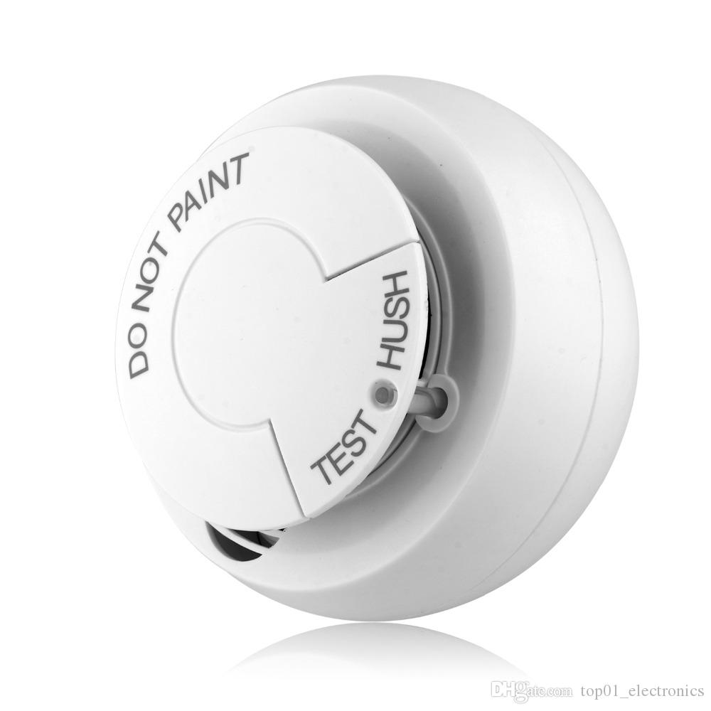 Wifi Smoke Detector Fire Alarm Security System Smart Smoke Sensor Smart  Life Tuya Works With Alexa Google Home IFTTT