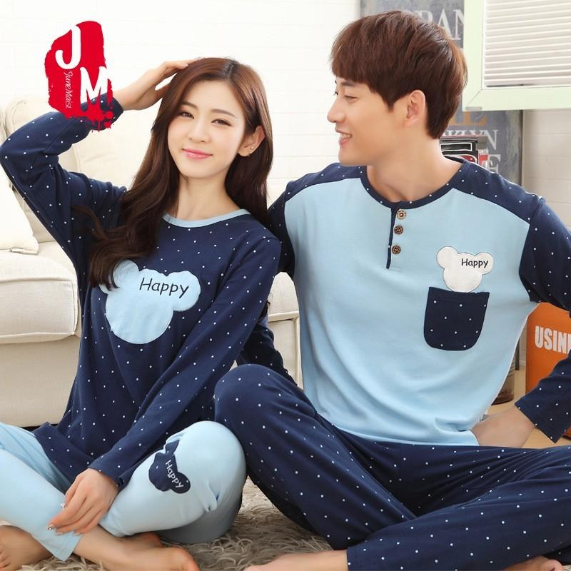 e37082e72f Sleep Lounge Winter Sleepwear Men O-neck Cotton Pyjama Male 4xl ...