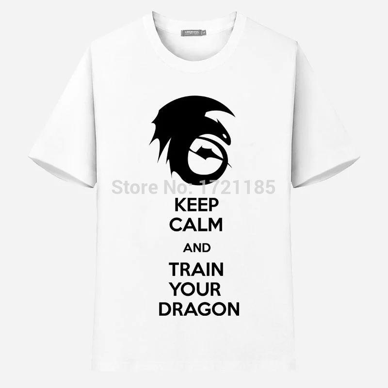 53feb3cf2 Free Shipping Dreamworks 'how To Train Your Dragon' Men's Short Sleeve T-shirt  Men 100% Cotton Round Neck T-shirt