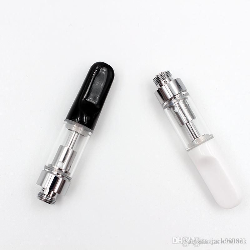 electronic cigarettes empty vape pen cartridge 510 ceramic coil cookies  thick Oil atomizer dab carts pen vaporizer Vape Cartridges
