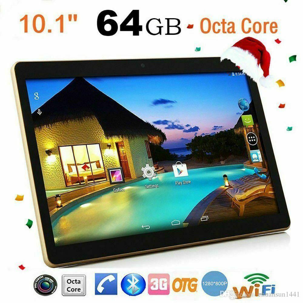 "10.1"" 64GB Android 6.0 Octa Core WIFI Phablet PC Bluetooth 4.0 Tablet PC"