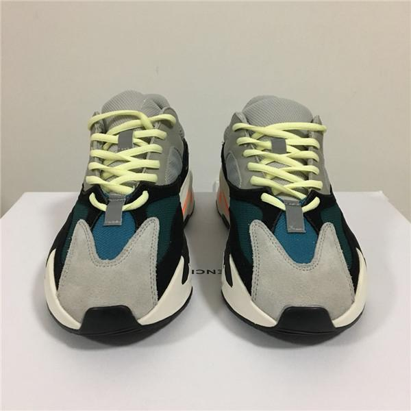 cheap for discount 22028 72128 High Quality 700 Wave Runner Mauve Running Shoes Men 2018 New Kanye West  Designer Sneakers Womens reflective winter boots size