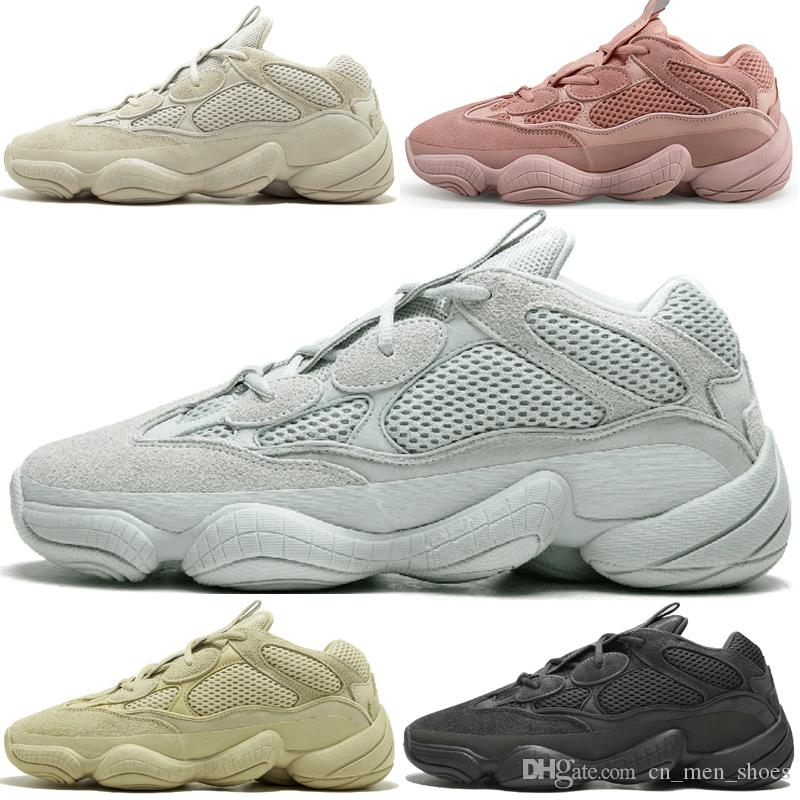 8e4d616f1c3a4 Kanye West 500 Desert Rat Blush 500s Salt Super Moon Yellow Utility ...