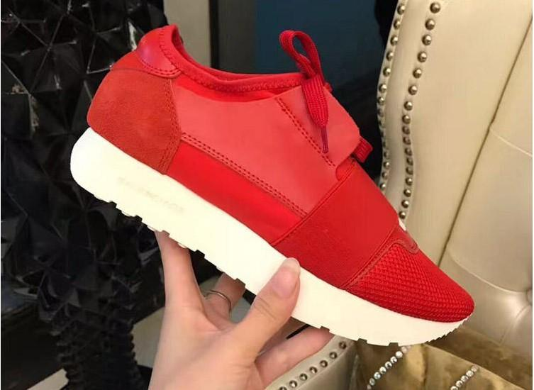 2018 fashion LUXURY DESIGN BRAND DESIGNER flats Genuine Leather SNEAKERS MEN RUNNERS Skateboard casual SHOES yellow sole8975638