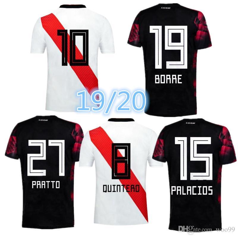 e1e5e37ac6 CAMPEON LIBERTADORES Camiseta De Fútbol River Plate 2019 En Casa Lejos Local.  19 19 PRATTO OUINTERO SCOCCO Libertadores Camisetas Personalizadas De  Fútbol ...