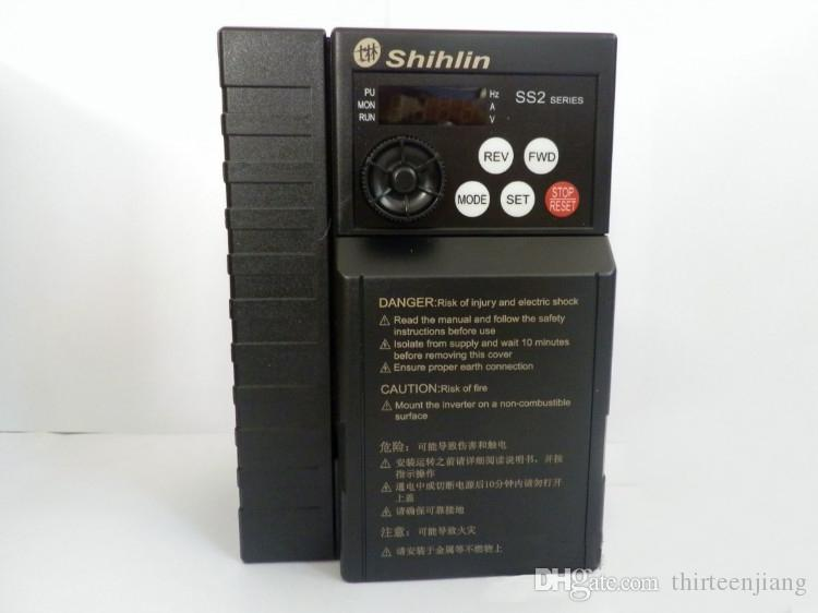 1PCS Shihlin Inverter SS2-043-2.2K 2.2KW 380V New In Box/Used Test Ok Free Expedited Shipping