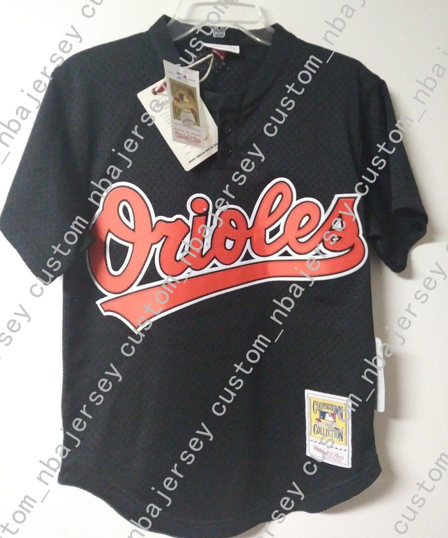 eb1940b6c395 2019 Cheap Custom Cal Ripken Jr.  8 Jersey Stitched Customize Any Number  Name MEN WOMEN YOUTH XS 5XL From Custom nbajersey