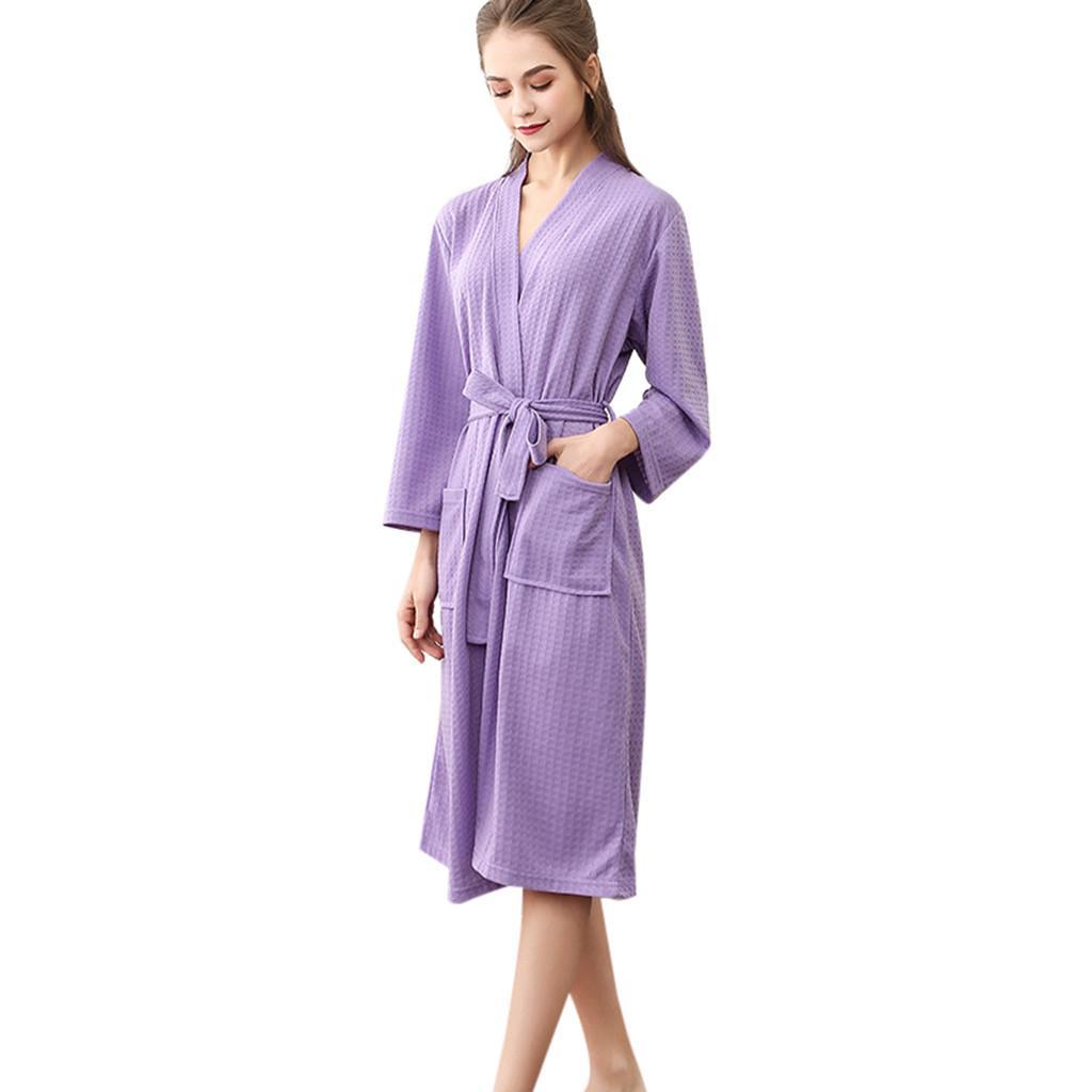 2019 Winter Couple Coral Fleece Bathrobes Women Men Warm Long Sexy Kimono  Bath Robe Plus Size Dressing Gown Bridesmaid Robes Female35 From Jiuwocute 395c267a2