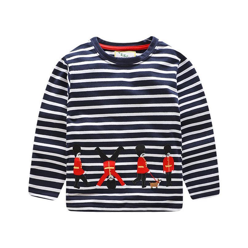 fed5e69d2338 Acquista Ragazzi Vestiti 2 Anni Neonati T Shirt E Bambini Ragazzi Neonati  Maglietta A Maniche Lunghe Stampa T Shirt Top Abbigliamento Baby D19 A   28.99 Dal ...