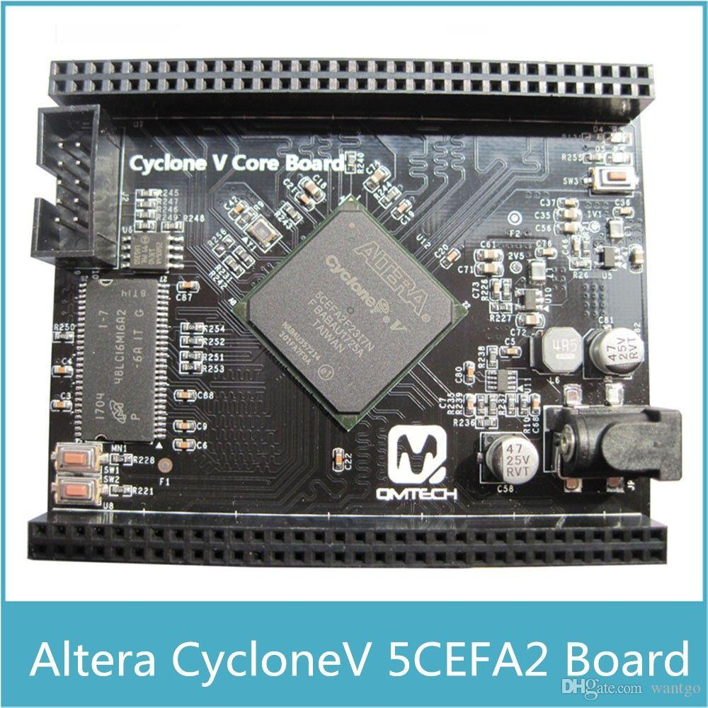 New FPGA Development Board Altera Cyclone V 5CEFA2 Circuit Board with  32MByte SDRAM freeshipping