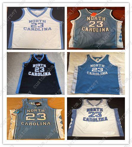 11b85b9efc0 2019 Cheap Custom NORTH CAROLINA BASKETBALL Jersey Michael #23 Stitched  Customize Any Number Name MEN WOMEN YOUTH XS 5XL From Custom_nbajersey, ...