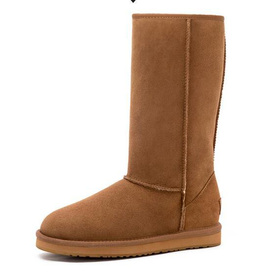 Classic Snow Boots Brand Women Popular Australia Genuine Leather Boot  Fashion Women S Snow Boots Size US 5 US 13 Chukka Boots Ladies Shoes From  Yatou654321 f7d8b3995