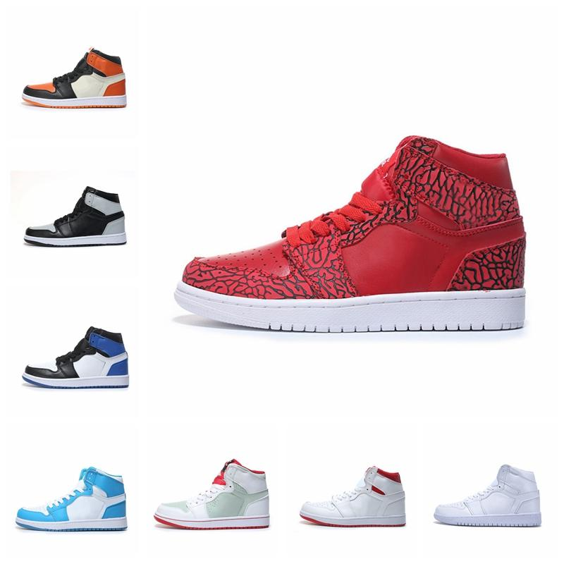 check out ae7f6 a9263 Rust Pink Men Retro Basketball Shoes 1 1s OG Quality Tumbled Leather Pink  NEW Sneakers fashion luxury mens women designer sandals shoes