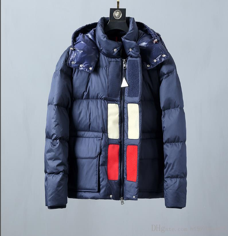 e22a3391f7cce 2019 New Fashion Autumn And Winter Mens Designer Jackets High ...