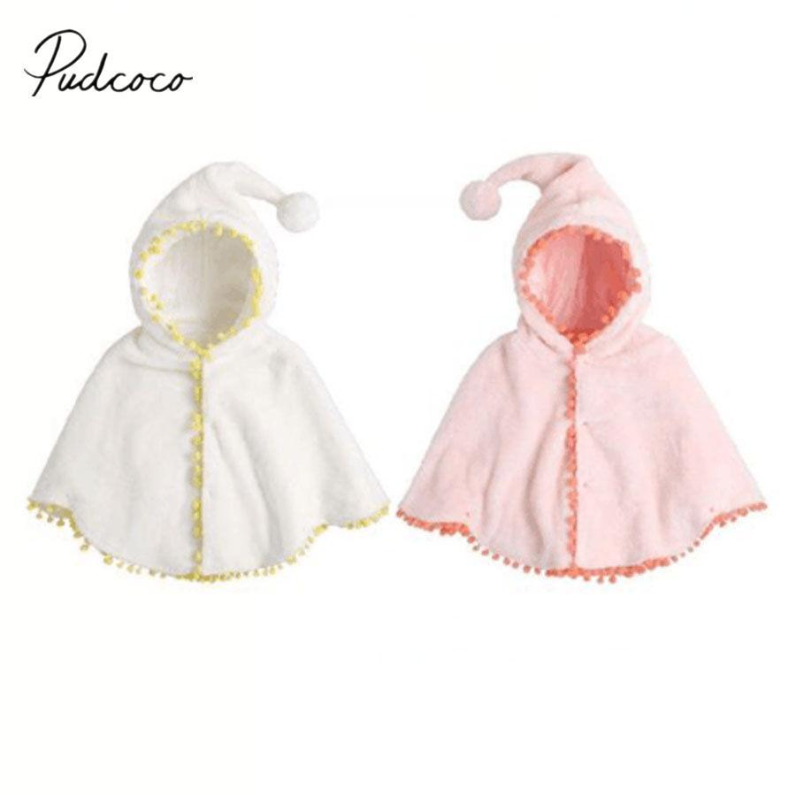 338856c3a 2019 Brand New Autumn Winter Infant Baby Girl Boy Warm Cloak Outwear ...