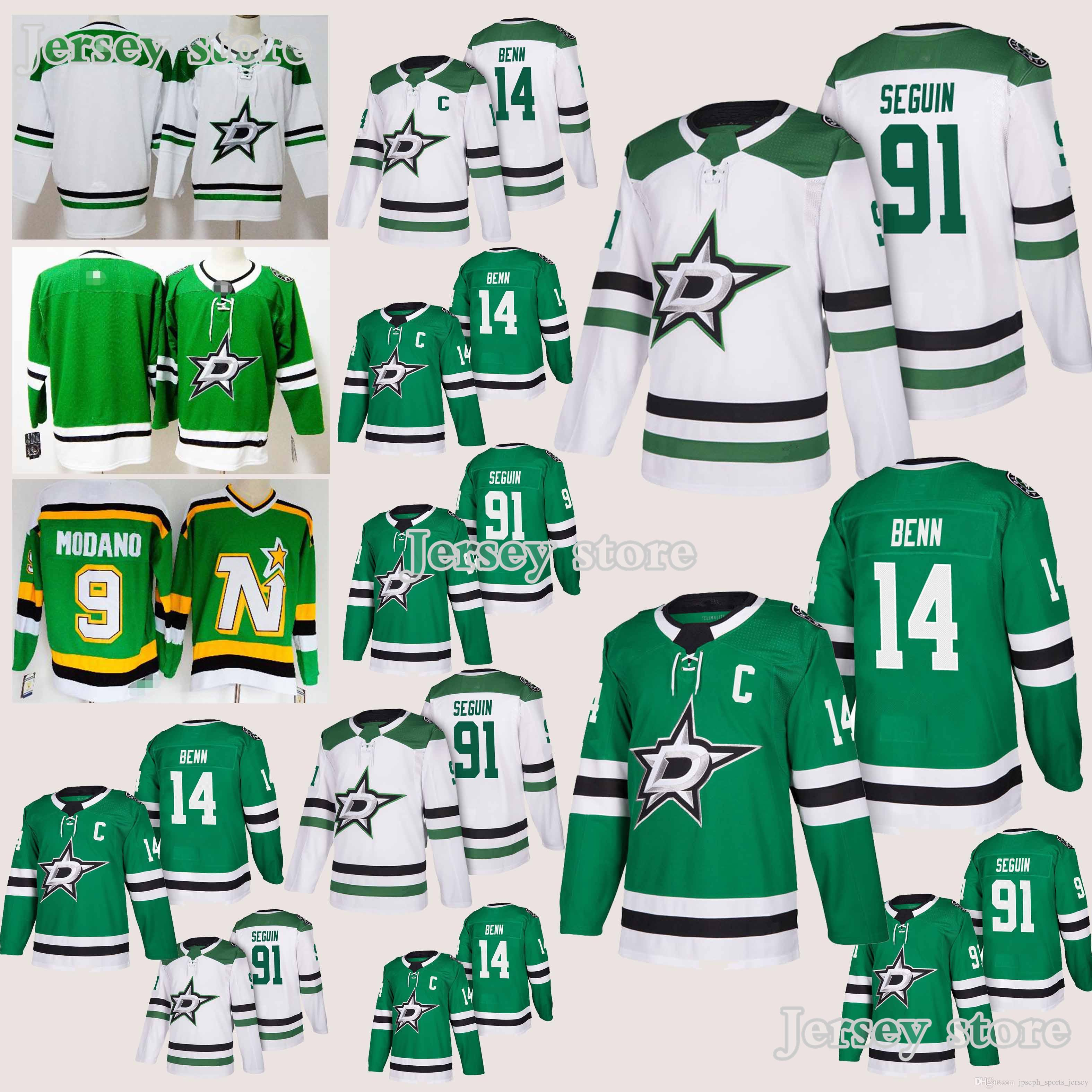 2019 Dallas Stars Jerseys 91 Tyler Seguin 14 Jamie Benn Hot Sale High  Quality New Hockey Jerseys 18 19 From Jpseph sports jersey 90c82460b