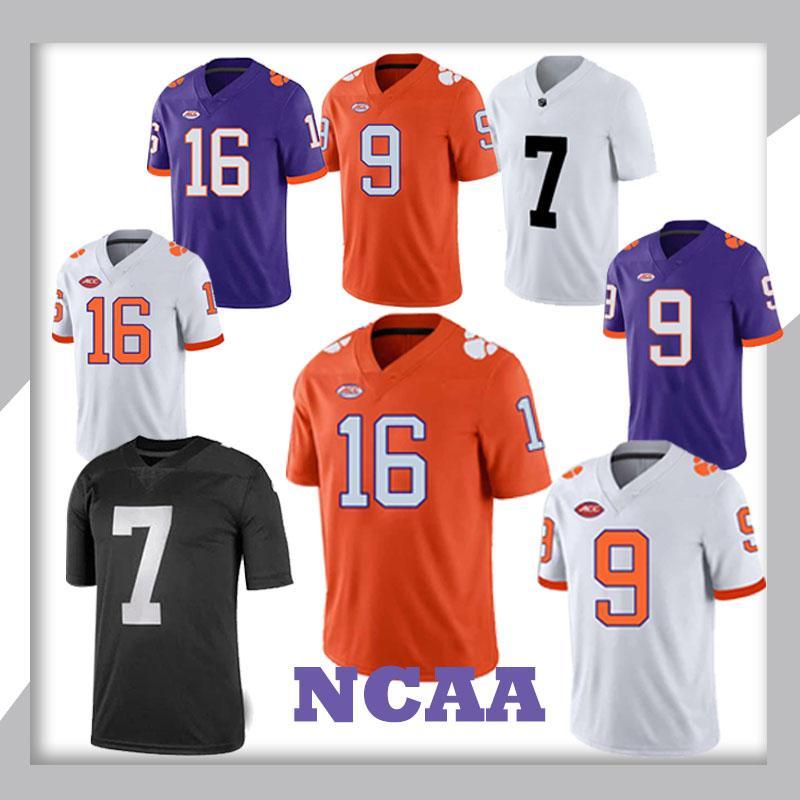 sale retailer c5310 4ffb7 NCAA 7 Dwayne Haskins Jr jersey 97 Nick Bosa 13 Tua Tagovailoa Trevor  Lawrence American College Football jersey 2019