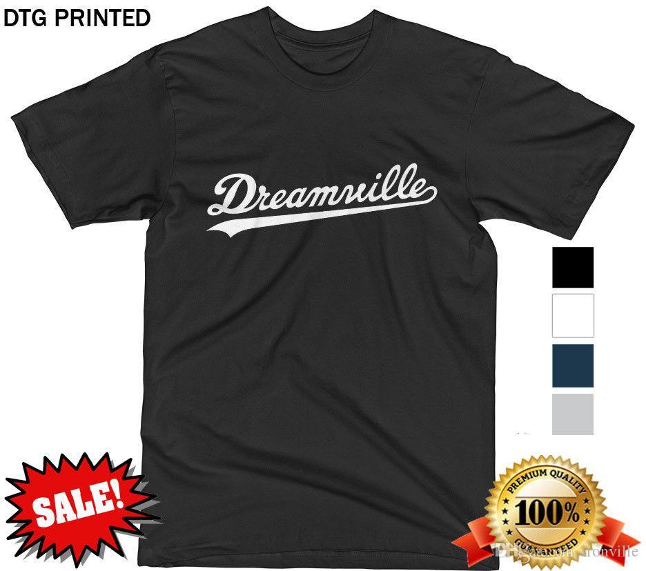 f51cf91e3328 J COLE DREAMVILLE T SHIRT 4 YOUR EYEZ ONLY TOUR RAP HIP HOP COLEWORLD MENS  S XXL Printed T Shirt Men Mbappe T Shirt Slogans Dirty T Shirts From  Ironville, ...