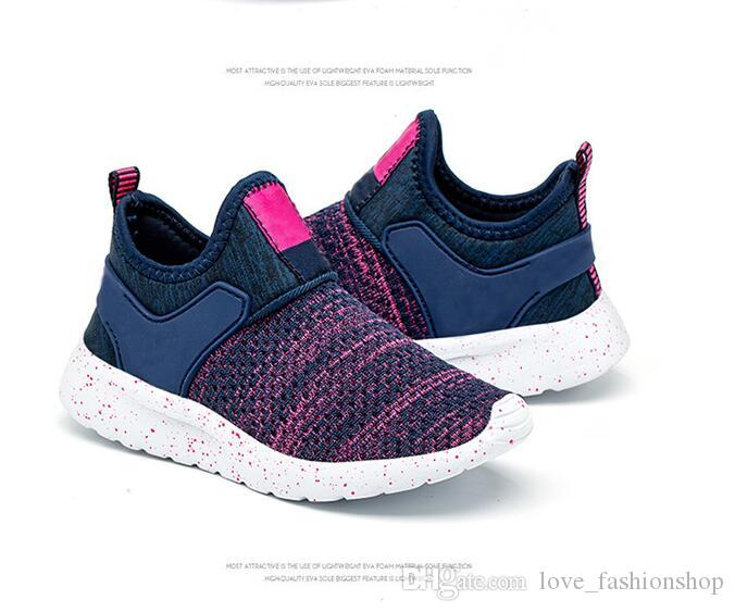 570028387bc 2019 kids sneakers Children casual breathable Leisure Running baby boy  shoes Athletic Outdoor Fashion Girls kids shoes