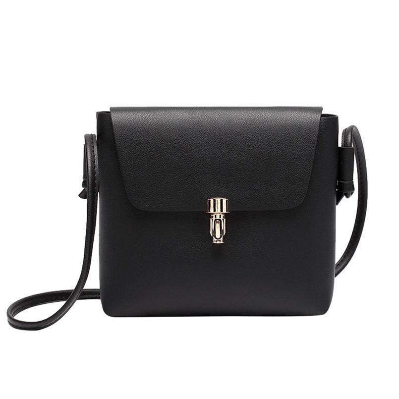 Cheap Fashion PU Leather Women Shoulder Bags Female Purse And Handbags Girls  Children Mini Cross Body Bag Vintage Small Mini Flap Bolsos  A Designer ... 70f895f2f7684