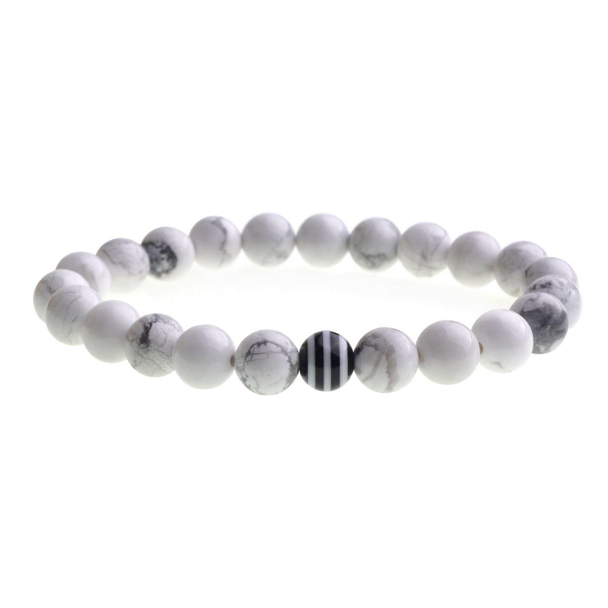 d95dc7639d6d1 1 resin stripe bracelet with meaningful London distance bracelet | strong  elasticity | friendship relationship men and women Valentine s Day