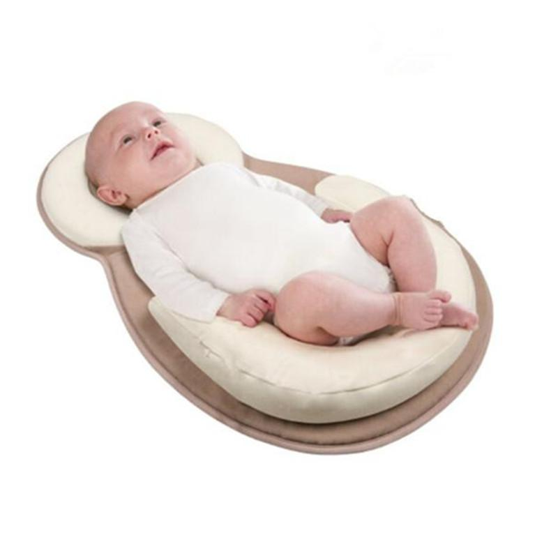 Baby Stereotypes Pillow Baby Sleeping Mat Infant Shaping
