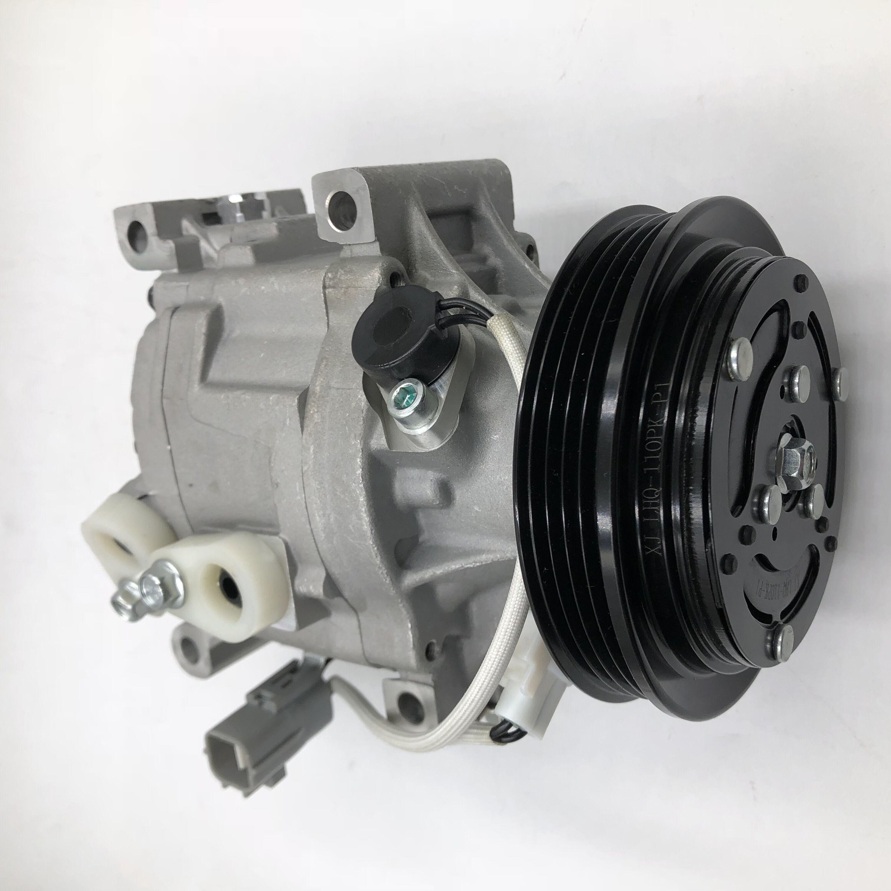 Car AC compressor for Toyota corolla 06c 4PK 12V W/Sensor WXH-066-X2